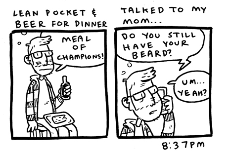 hourly comics 2010